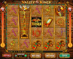 Play Valley of the Kings Slot