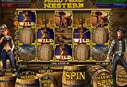 Play Wild Wild Western Slot