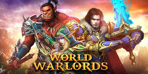 World of Warlords Slot - Free to Play Online Casino Game
