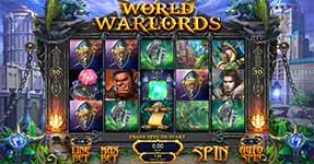 Play World of Warlords Slot