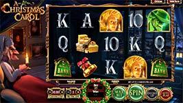 Play A Christmas Carol Slot