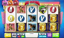Play Ace Ventura Pet Detective Slot