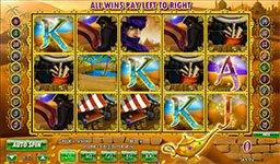 Play Aladdin's Legacy Slot
