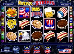 Play Bars & Stripes Slot
