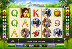 Play Cindereela Slot