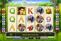 Play Cindereela Slot