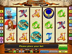 Play Columbus Deluxe Slot Online