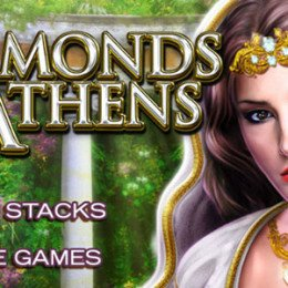 Diamonds of Athens Slot Machine Game – Play Online for Free