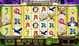 Druidess Gold Slot Machine Review – Play Instantly Online