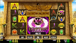 Play Egyptian Wild Slot