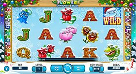 Play Flowers Christmas Edition Slot