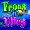 Play the free Frogs 'n Flies Slot online