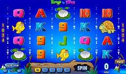 Play Frogs 'n Flies Slot free