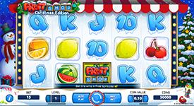 Play Fruit Shop Christmas Slot