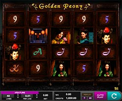 Play Golden Peony Slot
