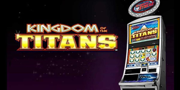 Kingdom Of The Titans™ Slot Machine Game to Play Free in WMS Gamings Online Casinos