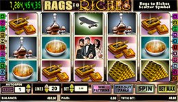 Spiele Rags To Riches - Video Slots Online