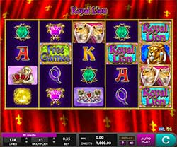 Play Royal Lion Slot