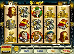 Play Scrooge Slot by Microgaming free