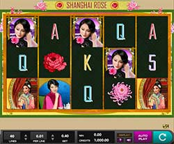 Play Shanghai Rose Slot Online for Free