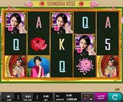 Play Shanghai Rose Slot Online for Free