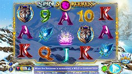 Play Spin Sorceress Slot Online for Free
