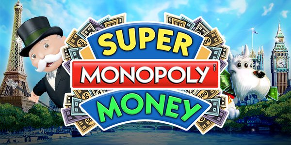The classic is here! Play Super Monopoly Money at Casumo