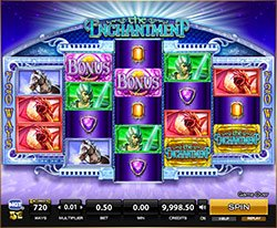 The Enchantment Slot Machine Review & Free Online Demo Game