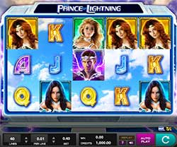 Play The Prince of Lightning Slot