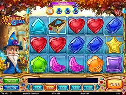 Play Wizard of Gems Slot