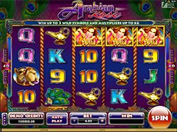 Play Arabian Rose Slot