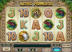 Play Aztec Princess Slot