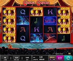 Play Cirque Chinois Slot