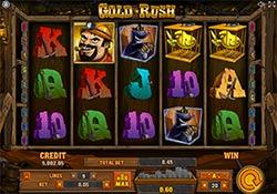Play Gold Rush Slot Machine