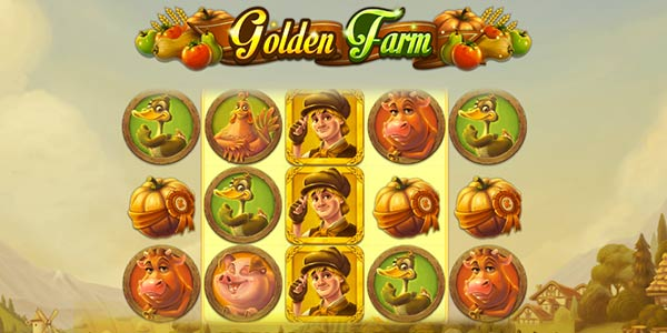 Golden Farm Slot Machine - Try this Online Game for Free Now
