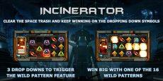 Incinerator Slot