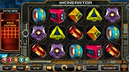 Play Incinerator Slot