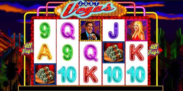 Just Vegas Slot Machine