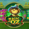 Play Magic of Oz Slot Online