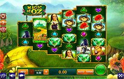 Play Magic of Oz Slot