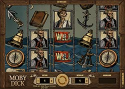 Play Moby Dick Slot