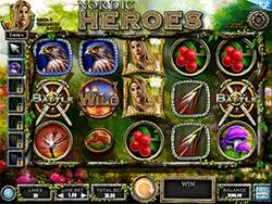Play Nordic Heroes Slot