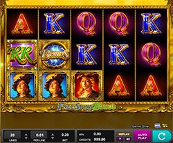 Play Rembrandt Riches Slot