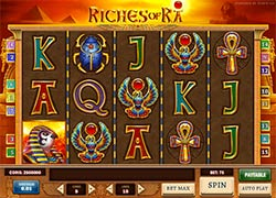 Play Riches of Ra Slot