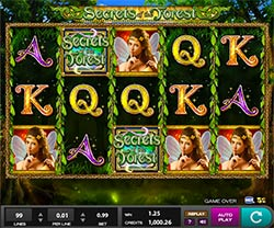 Play Secrets of the Forest Slot