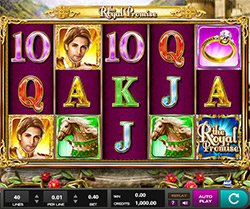 Play The Royal Promise Slot