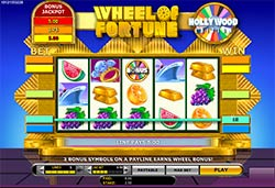 Play Wheel of Fortune Slot