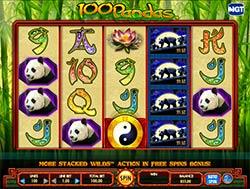 Play 100 Pandas Slot