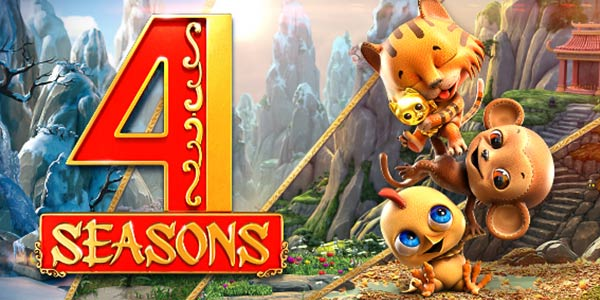 Spiele 4 Seasons - Video Slots Online