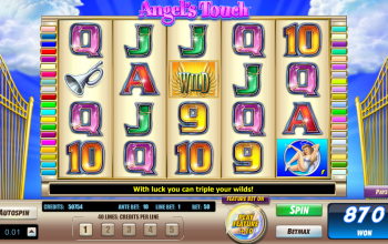 Angel's Touch – Gameplay